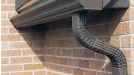 Gutters and Downspouts