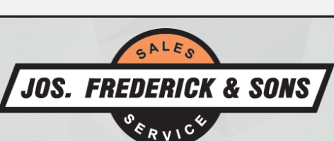 Image result for joseph frederick and sons logo