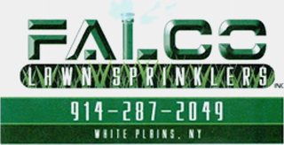 Falco Lawn Sprinklers - White Plains, NY